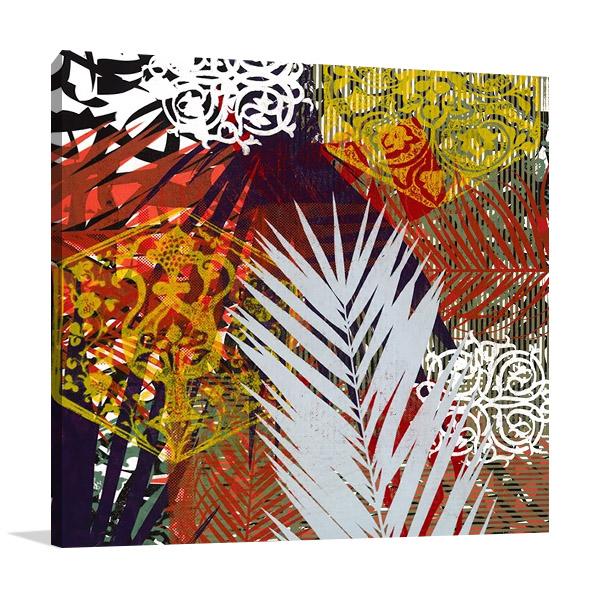 Saharan Mix II Canvas Print   Hall J