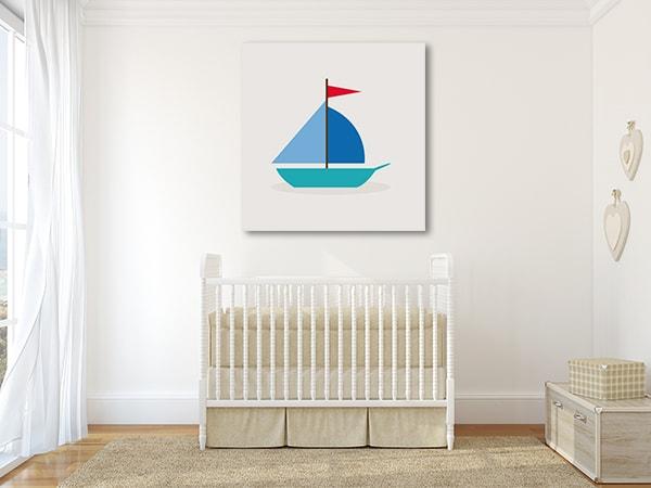Sailboat Canvas Prints