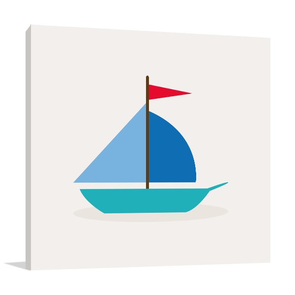 Sailboat Art Prints