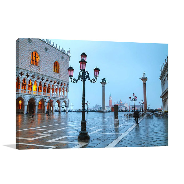 San Marco Square Venice Print
