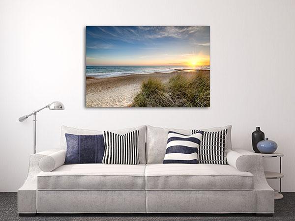 Sand Dunes Prints Canvas