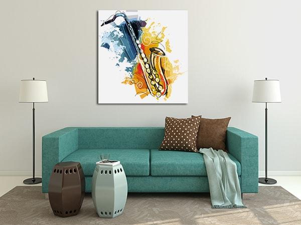 Saxophone Art Prints
