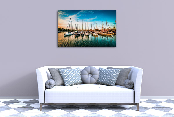 Sea Bay Yachts Artwork