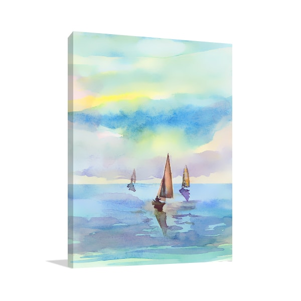 Seascape Canvas Prints