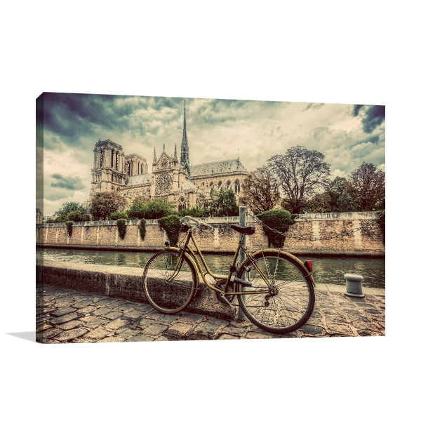 Seine River Art Prints