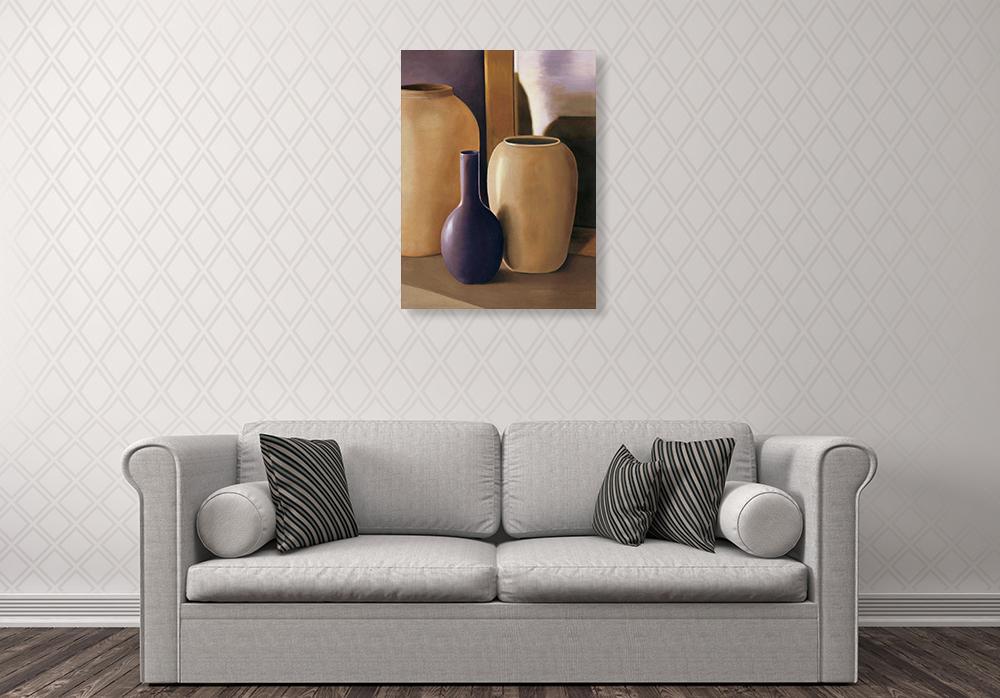 Living Room Still Life Art Print