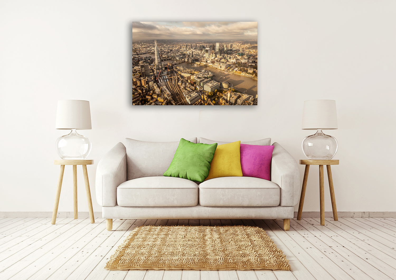 Landscape Canvas Art Print