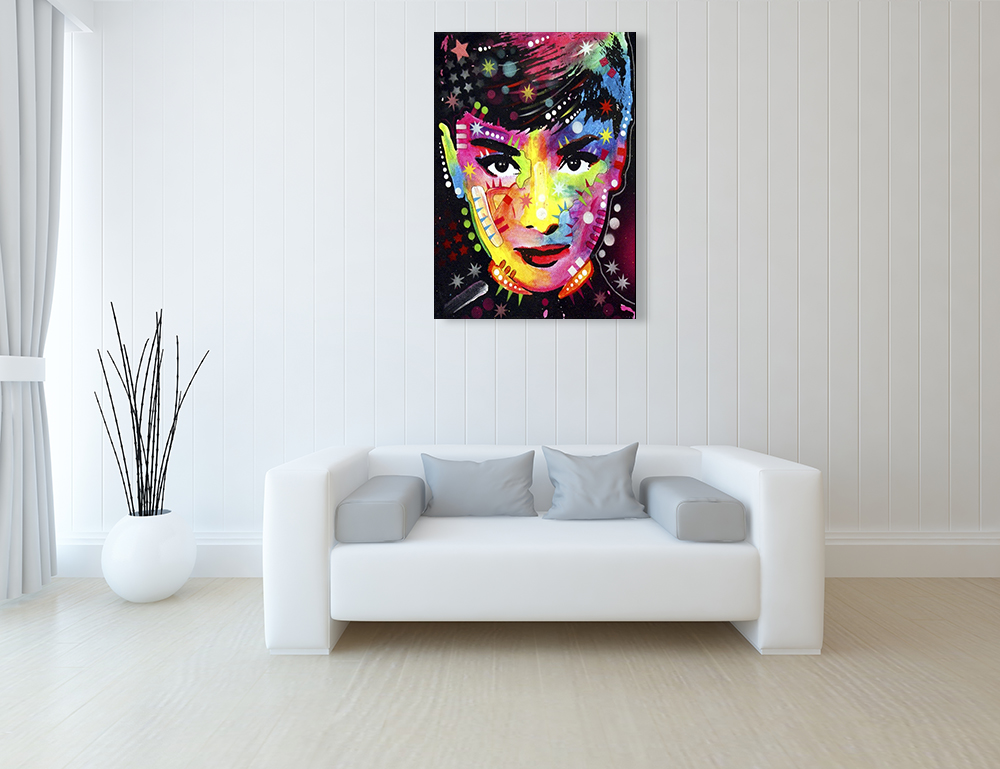 Figurative Pop-art Wall Art Canvas
