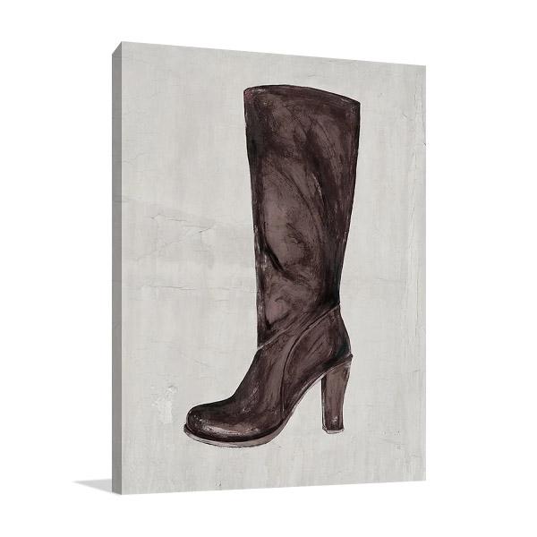 Shoe Fits III Print | Peter Kuttner