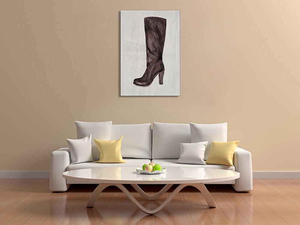 Fashion Contemporary Canvas Print