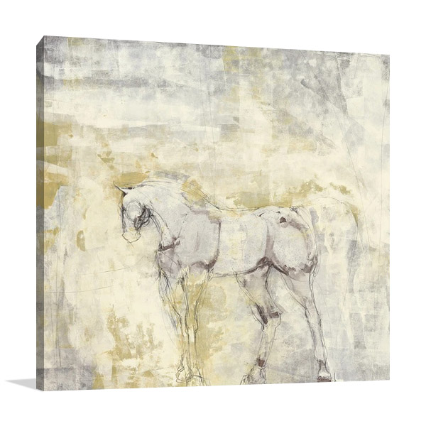Sketchbook I Canvas Print | Harris