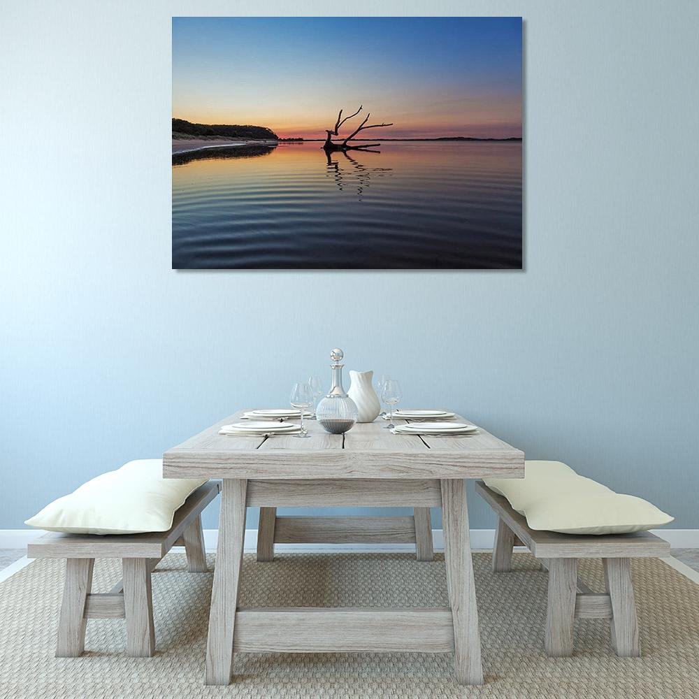 Sunrise Photography Canvas Print