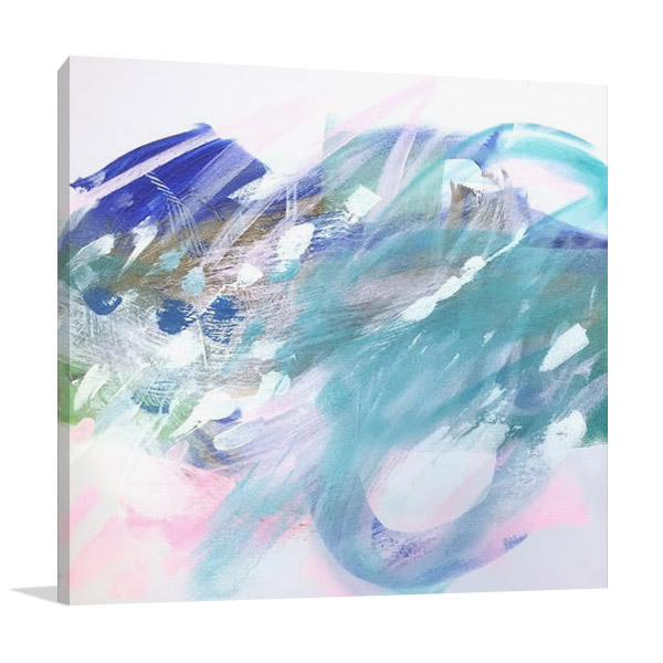 Katarina Kalmanova | So Fast And Beautiful Print Wall Art