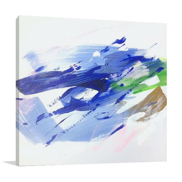 Katarina Kalmanova | So Fast And Beautiful II Wall Art Print