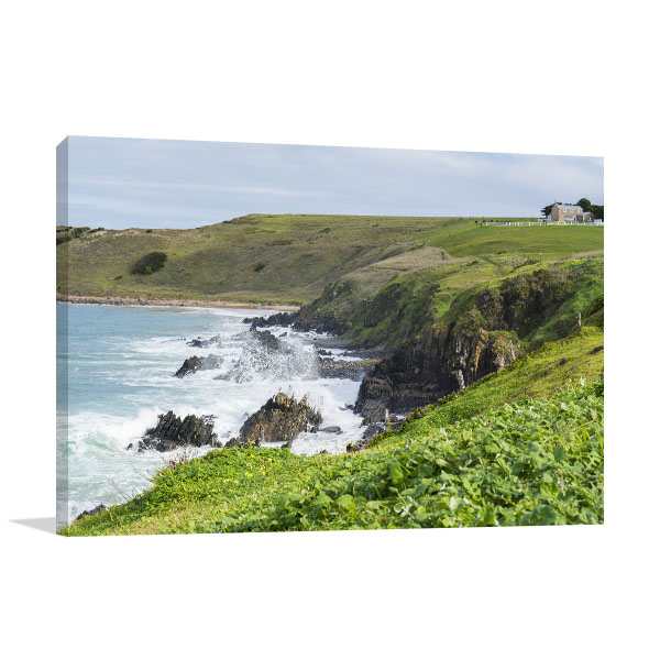 South Australia Art Print Kings Beach Wall Photo