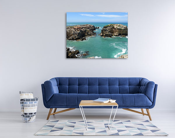 South Australia Art Print Port MacDonnell Rock Cliffs Wall Photo