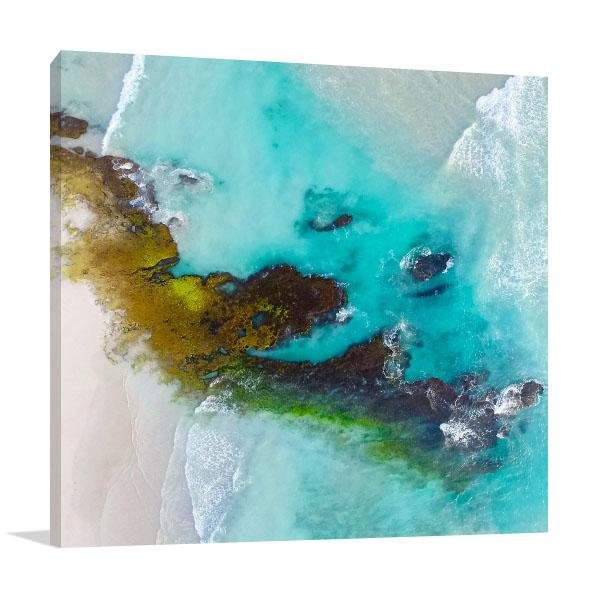 South Australia Coastline Art Prints