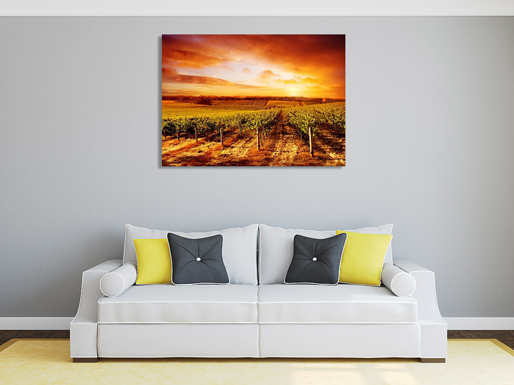 South Australia Print on Canvas