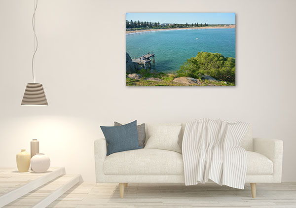 South Australia Wall Art Print Encounter Bay Artwork Picture