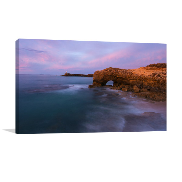 South Australia Wall Art Print Robe Coastline Canvas Artwork