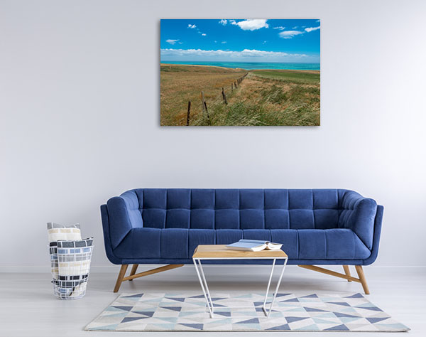 South Australia Wall Print Myponga Beach Picture Canvas