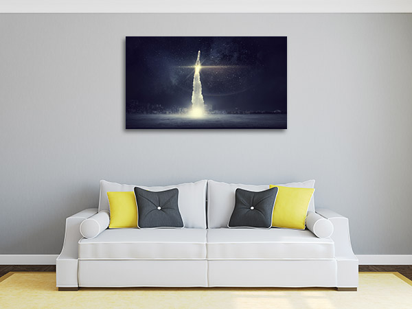Space Exploration Wall Art