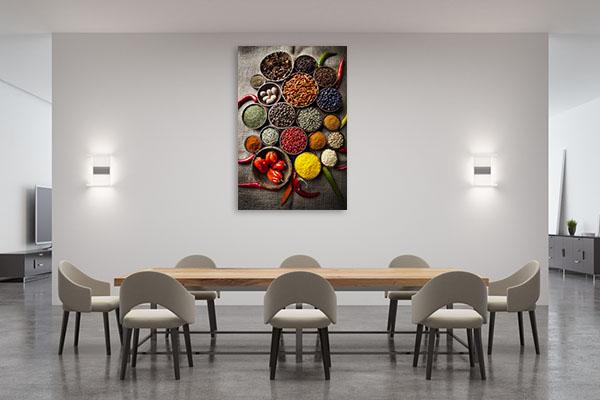 Spice Still Life Wall Art