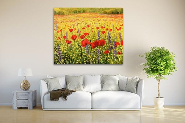 Spring Blossom Canvas Prints