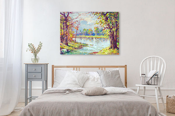 Spring Day Prints Canvas