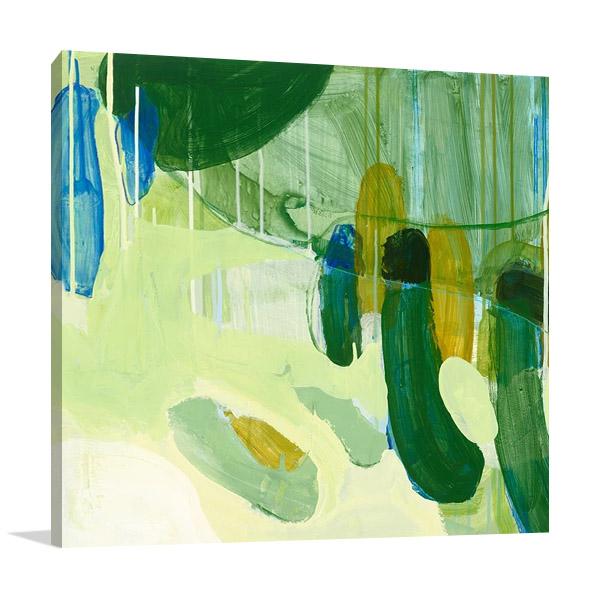 Spring Rain I Art Print | Allen
