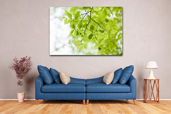 Spring Tree Print Artwork