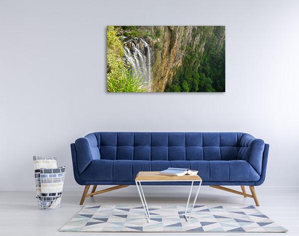 Springbrook National Park Wall Print Purlingbrook Falls Canvas Art
