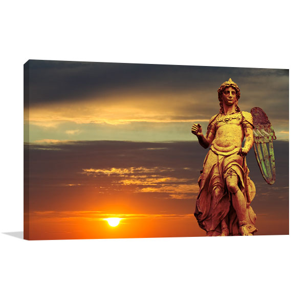 St. Michael Art Prints