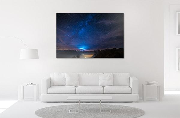 Starry Sky Art Prints