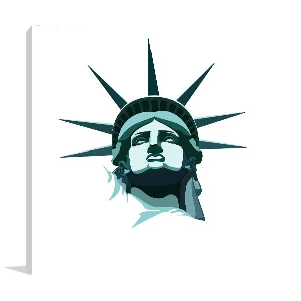 Statue of Liberty Wall Art
