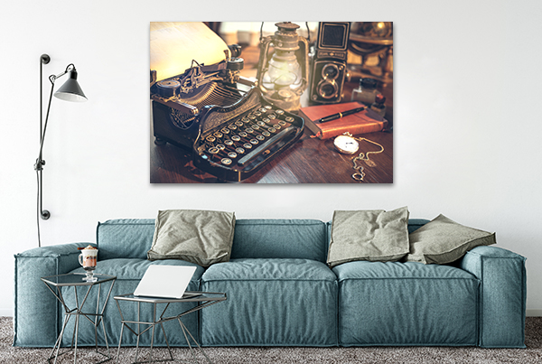 Still Life Canvas Prints on the Wall
