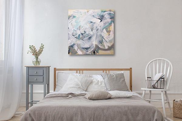 Katarina Kalmanova | Storm In Mind Wall Art Print