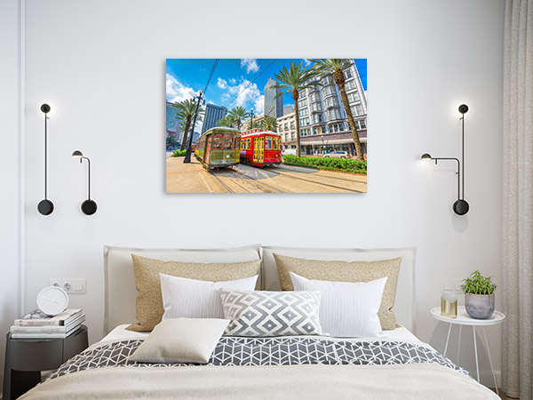 Street Cars Wall Art
