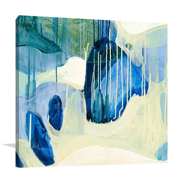 Summer Shower I Canvas Print | Allen