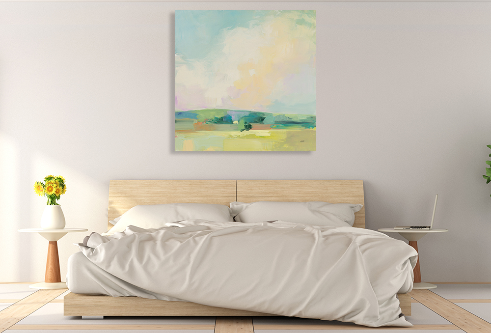 Abstract Online Print Canvas