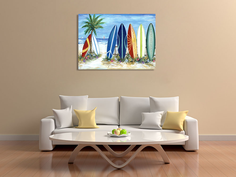 Landscape Wall Canvas Print