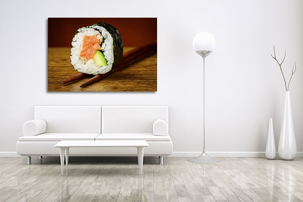 Sushi Roll Art Prints