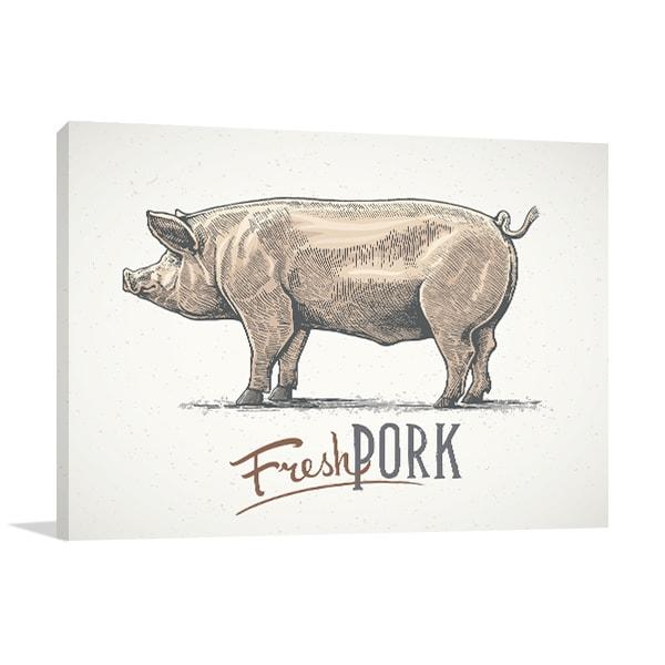 Swine Artwork