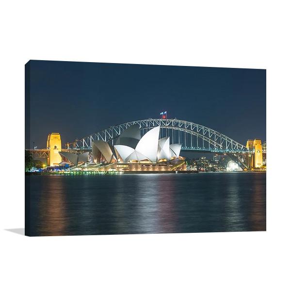 Sydney Harbour Bridge Australia Print