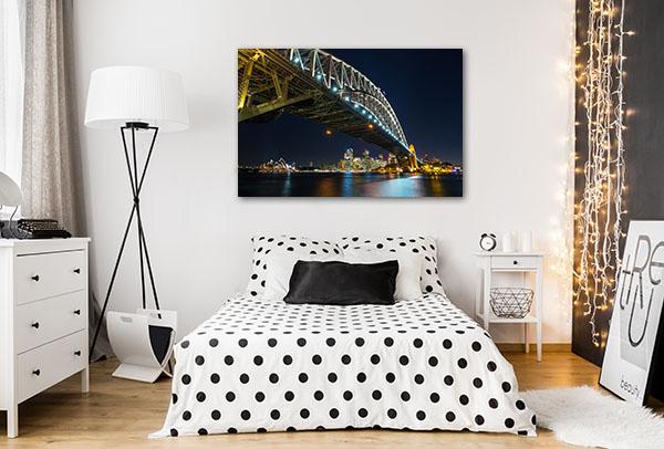 Sydney Harbour Mileu Prints Canvas