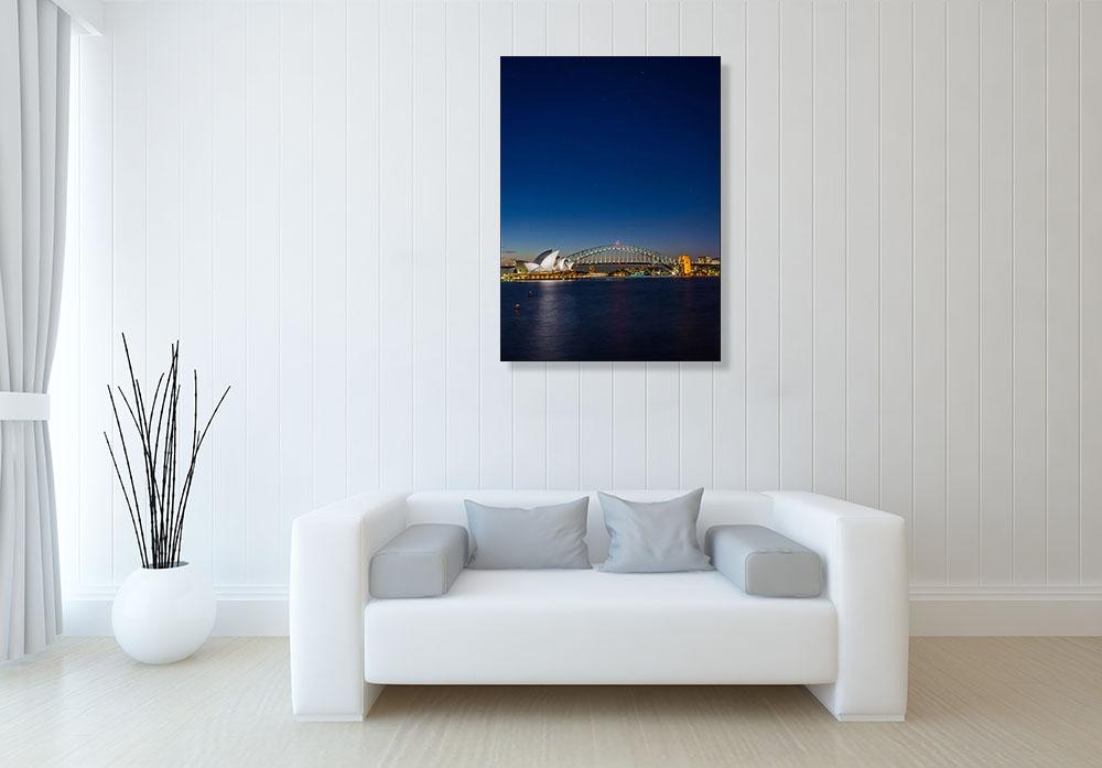 Print on Canvas | Sydney Opera House