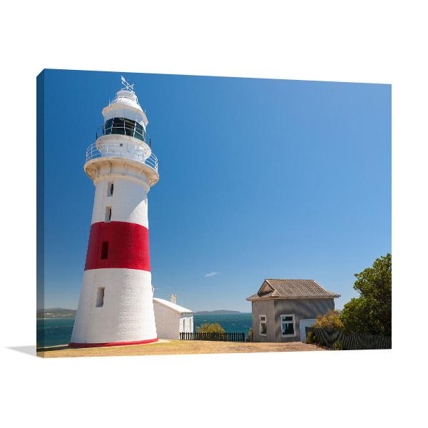 Tasmania Photo Print Low Head Lighthouse