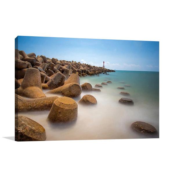 Seascape Photography Art Print