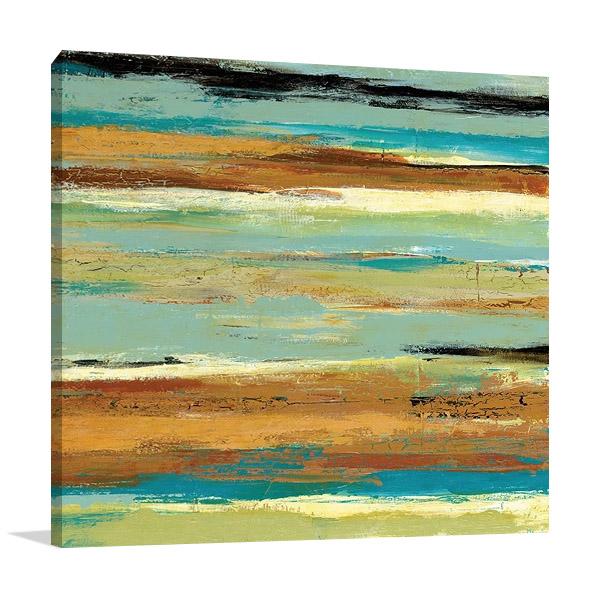 Terra Firma I Canvas Print   Maria Donovan