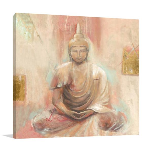 The Buddha II Print on Canvas